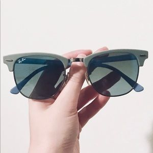 NWOT Ray-Ban Clubmaster Sunglasses